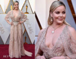 Abbie Cornish In Elie Saab Couture - 2018 Oscars