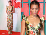 Alicia Vikander In Louis Vuitton - 'Tomb Raider' London Premiere