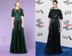 Allison Williams In Andrew Gn - 2018 Film Independent Spirit Awards