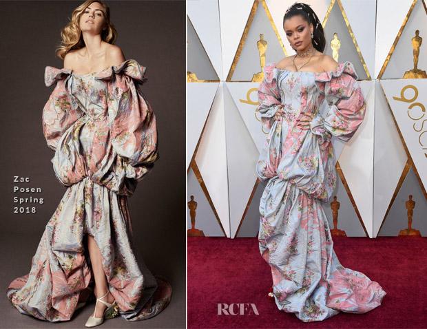 Best Looks Oscars  Fashion Week