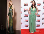 Anya Taylor-Joy In Elie Saab -  Empire Awards 2018