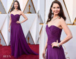Ashley Judd In Badgley Mischka Couture - 2018 Oscars