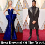 Best Dressed Of The Week - Nicole Kidman in Armani Prive & Chadwick Boseman in Givenchy Haute Couture