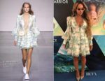 Beyonce Knowles In Zimmermann - 'A Wrinkle in Time' LA Premiere
