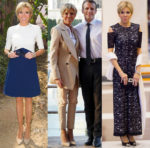 Brigitte Macron's Louis Vuitton-clad State Visit to India