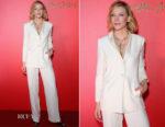 Cate Blanchett In Giorgio Armani - Si Passione By Giorgio Armani Launch