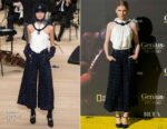 Clemence Poesy In Chanel - 'Genius Picasso' Malaga Premiere