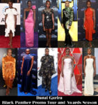 Which Was Your Favourite Danai Gurira 'Black Panther' / Awards Season Look?