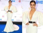 Deepika Padukone In Falguni Shane Peacock - Hello! Hall of Fame Awards