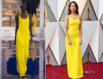 Eiza Gonzalez In Ralph Lauren Collection - 2018 Oscars