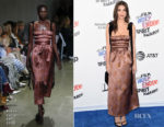 Emily Ratajkowski In Brock Collection - 2018 Film Independent Spirit Awards