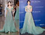 Fan Bingbing In Georges Hobeika Couture - De Beers Taiwan Event