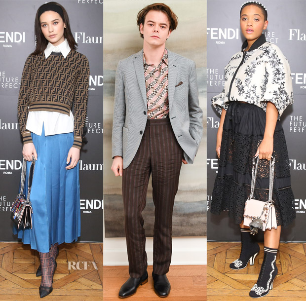 Flaunt and Fendi celebrate the launch of The New Fantasy Issue