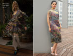 Freida Pinto In Missoni - Veuve Clicquot New Generation Award