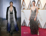 Gal Gadot In Givenchy Haute Couture - 2018 Oscars