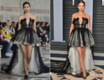 Hailee Steinfeld In Giambattista Valli Couture - 2018 Vanity Fair Oscar Party