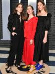 Haim In Stella McCartney - 2018 Vanity Fair Oscar Party