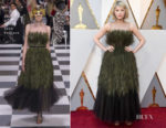 Haley Bennett In Christian Dior Couture - 2018 Oscars