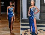 Halsey In Galia Lahav Couture - 2018 Vanity Fair Oscar Party