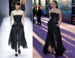 Hannah John-Kamen In Lanvin - 'Ready Player One' LA Premiere