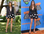 Heidi Klum In Redemption Couture - Nickelodeon's 2018 Kids' Choice Awards