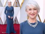 Helen Mirren In Reem Acra - 2018 Oscars
