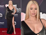 Iggy Azalea In Brian Lichtenberg - 2018 iHeartRadio Music Awards