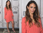 Jordana Brewster In Valentino - Build Studios