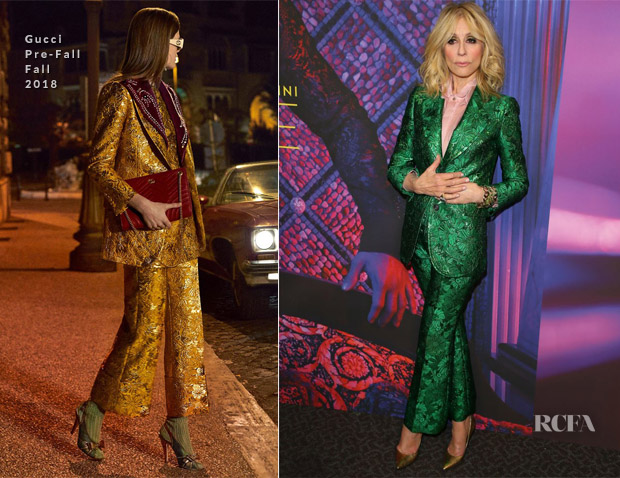 Judith Light In Gucci - FX's 'The Assassination Of Gianni Versace: American Crime Story' Panel