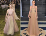 Kate Bosworth In Christian Dior Couture - 2018 Vanity Fair Oscar Party