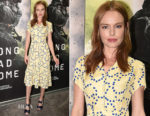 Kate Bosworth In HVN - 'The Long Road Home' TV Series Screening & Panel Discussion