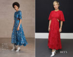 Kate Hudson In Prabal Gurung - The Fashion Trust