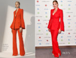 Kate Upton In Prabal Gurung - Polar Bears International's Polar Bear Affair