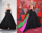 Kelly Ripa In Christian Siriano - 2018 Oscars
