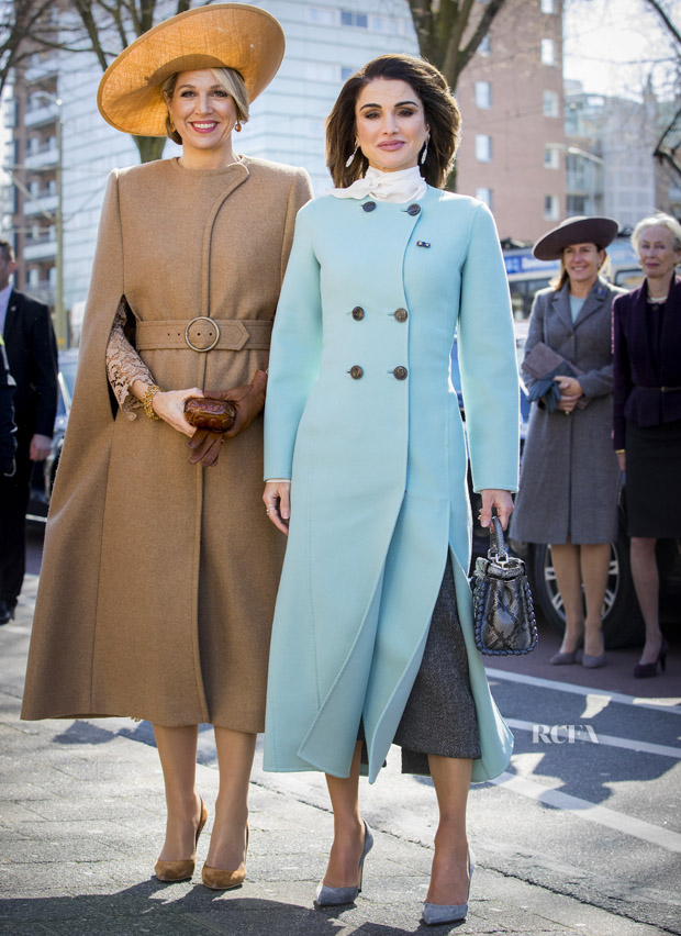 Queen Rania Fashion Brands