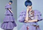 Li Yuchun is Instaglam in Gucci