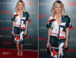 Malin Akerman In Cushine et Ochs - 'Billions' Season 3 Premiere