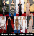 Which Was Your Favourite Margot Robbie Awards Season Look?