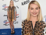 Margot Robbie In Louis Vuitton - 2018 Film Independent Spirit Awards