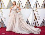 Mira Sorvino In Romona Keveža - 2018 Oscars