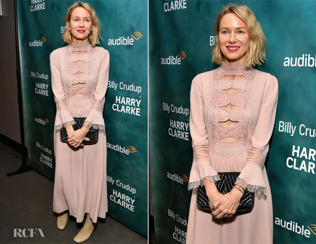Naomi Watts In Bottega Veneta - 'Harry Clarke' Opening Night