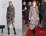 Nicola Roberts In Markus Lupfer - Naomi Sheldon's 'Good Girl' Photocall