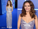 Olivia Cooke In Prada - 'Ready Player One' London Premiere