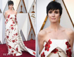 Paz Vega In Christopher Bu - 2018 Oscars