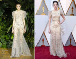 Phoebe Waller-Bridge In Vionnet - 2018 Oscars