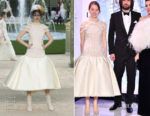 Princess Alexandra of Hanover In Chanel Couture - 2018 Rose Ball