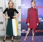Rachael Taylor In Derek Lam & J. Mendel  -  Build Series & 'Jessica Jones' Season 2 New York Premiere