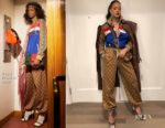 Rihanna is Instaglam in Gucci