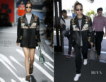 Rita Ora In Prada - LAX