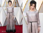 Sally Hawkins In  Armani Privé - 2018 Oscars